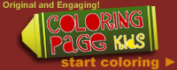 Coloring Page Kids - Start Coloring >