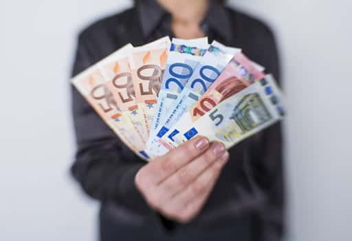 入出金方法の確認