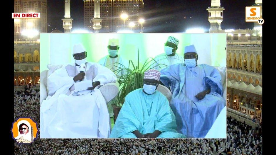 Direct Tivaouane : Déclaration du Khalife sous la présence de Aly Ngouille NdiayeParKhadre SAKHO 29/10/2020 à 17:35