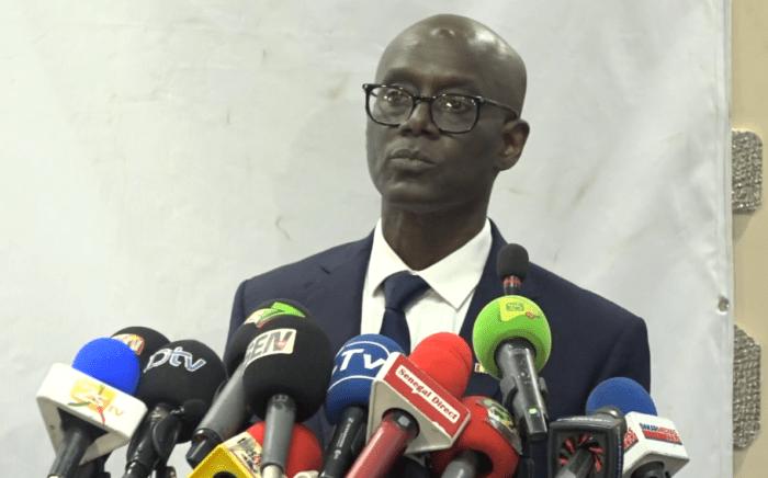 Direct – Livre Le protocole de l'Elysée : Thierno Alassane Sall dit tout face à la presse (Vidéo)ParCheikh Tidiane Kandé 07/11/2020 à 13:00
