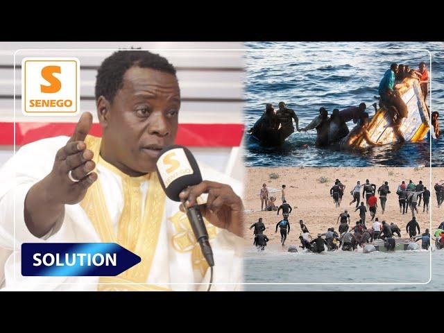 Emigration clandestine : Le très pertinent conseil de Kouthia à l'Etat (Senego-TV)ParCheikh Tidiane Kandé 16/11/2020 à 21:24