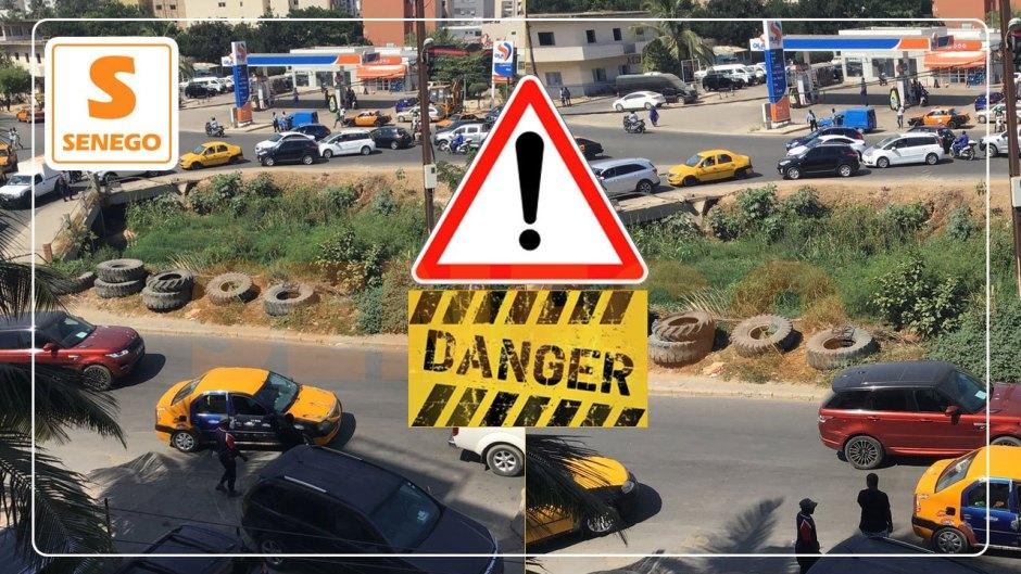 Fass : Rond-point du Canal 4, un danger à ciel ouvert (Senego Tv)ParYamoussa Camara 17/11/2020 à 15:11