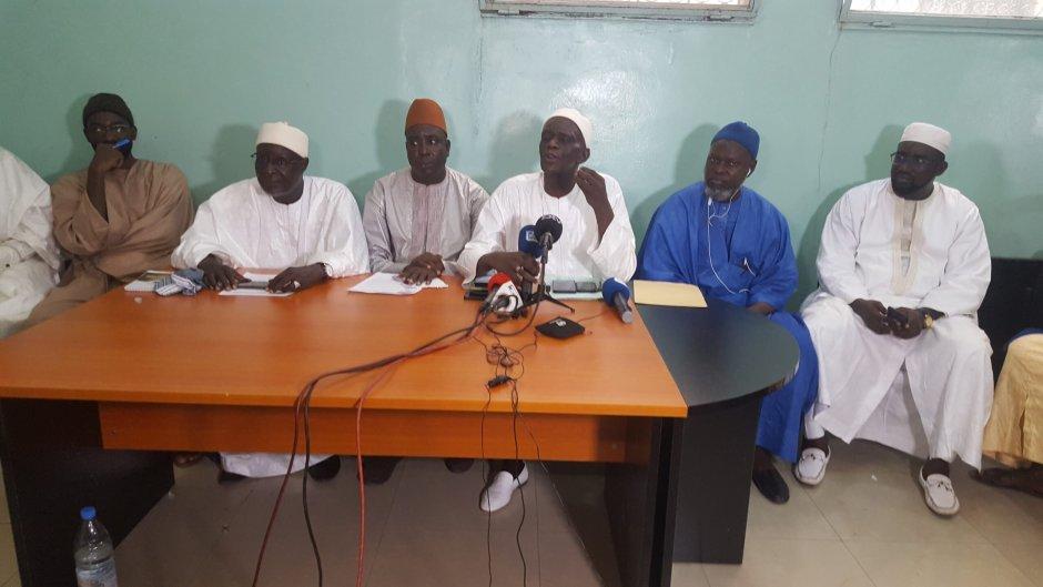 "Manifestation Islamophobie : ""Macky Sall est l'invité le plus attendu"", Imam Dame Ndiaye (vidéo)ParAmath DIOUF 05/11/2020 à 21:48"