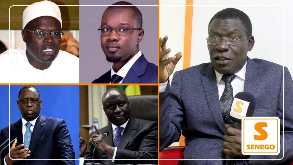 Direct – Sonko, Khalifa Sall, Ville de Dakar, Idy, Macky : Farba Senghor déballe tout (Senego TV)ParYamoussa Camara 22/12/2020 à 17:13