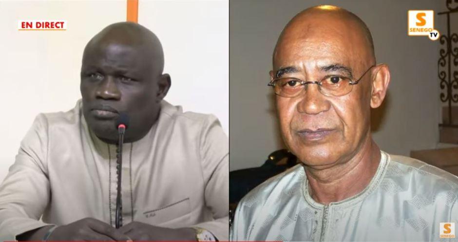 """Gaston Mbengue : """"Ces jaloux qui râlent ne sont pas plus diplômés que Mahmoud Saleh""""ParMangoné KA 11/12/2020 à 17:59"""