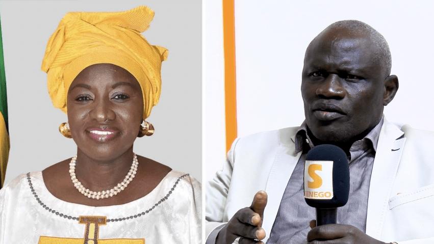 """Gaston : """"Mimi ne devait pas et si la Constitution dit oui à Macky, on le soutiendra…"""" (Senego-TV)ParCheikh Tidiane Kandé 16/12/2020 à 23:25"""