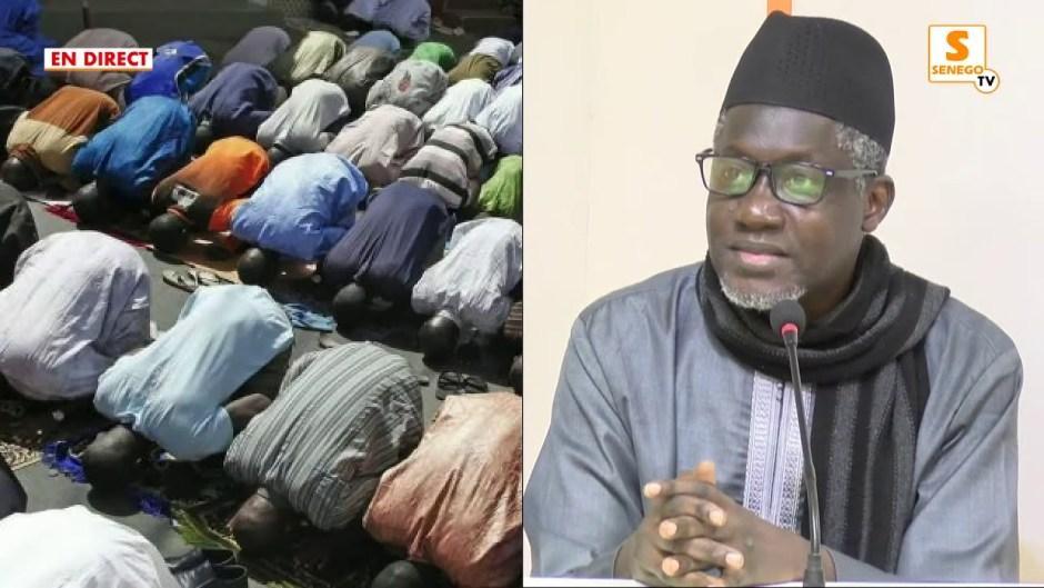 Prières dans les mosquées face à la deuxième vague du coronavirus : Imam Kanté précise (Senego TV)ParYamoussa Camara 26/12/2020 à 10:37