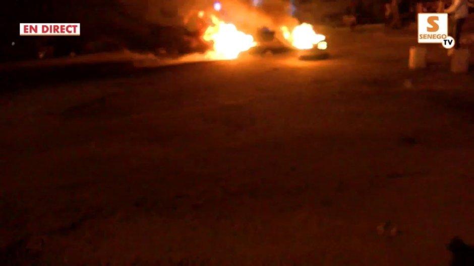 Direct – Couvre-feu partiel: Les manifestations se poursuivent… (Senego-TV)ParKhalil Kamara 07/01/2021 à 22:12