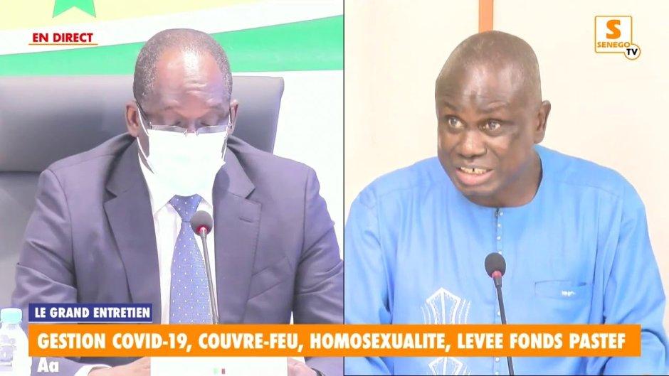 Obligation de port des masques dans la rue : Seydi Gassama (Amnesty) salue la mesure… (Senego-TV)ParCheikh Tidiane Kandé 09/01/2021 à 16:29