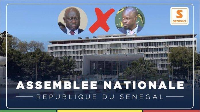Direct Assemblée Nationale : Levée de l'immunité parlementaire du député Ousmane Sonko (Senego-TV)ParCheikh Tidiane Kandé 26/02/2021 à 12:10