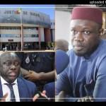 Annoncé perdu de vue, Ousmane Sonko retrouvé au tribunal de DakarParCheikh Tidiane Kandé 05/03/2021 à 10:23