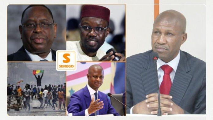 Direct – Manifs, terrorisme au Sénégal, emploi-jeunes : Adama Sow déballe… (Senego-TV)ParCheikh Tidiane Kandé 17/03/2021 à 21:41