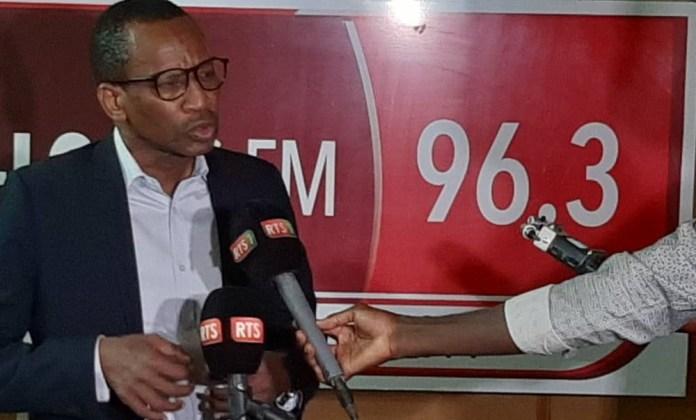 RTS: Les travailleurs réclament la tête de Racine Talla