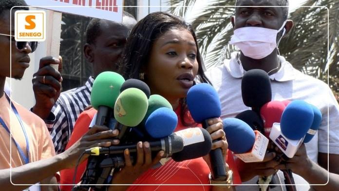 Marche des acteurs de la presse : La réponse de Maïmouna Ndour Faye à Birahime Seck (Senego-TV)ParCheikh Tidiane Kandé 03/05/2021 à 23:38