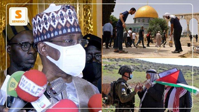 "Palestine Bombardée : ""Diot na OCI ak dioulites yi dieul sen responsabilités"" (Senego TV)ParMangoné KA 13/05/2021 à 13:30"