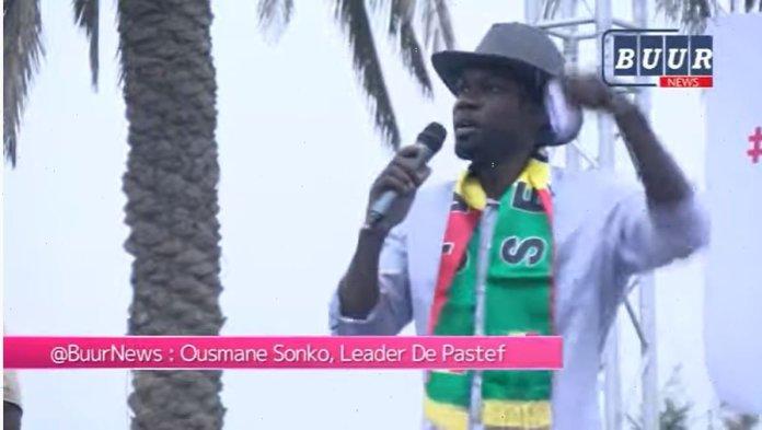 """Election mounta niak en 2022 sinonje ne serais plus député dans ce pays."" (Sonko)ParMangoné KA 11/06/2021 à 19:34"