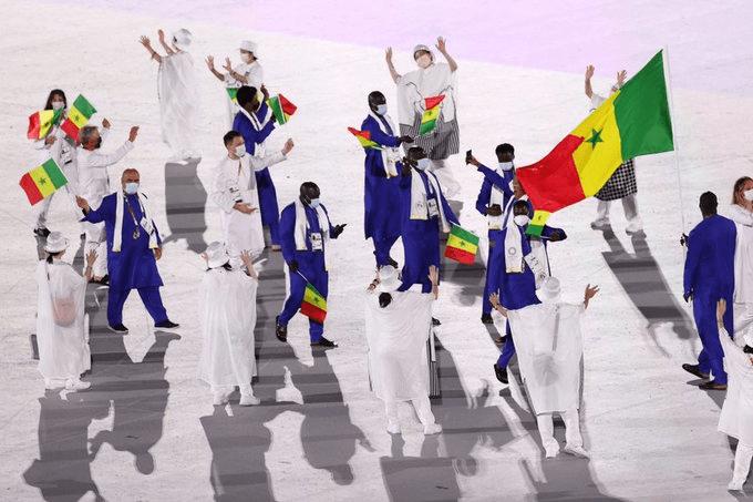Jeux Olympiques: Revivez le passage de la délégation sénégalaise à la cérémonie d'ouverture (vidéo)ParDiéry DIALLO 23/07/2021 à 14:58