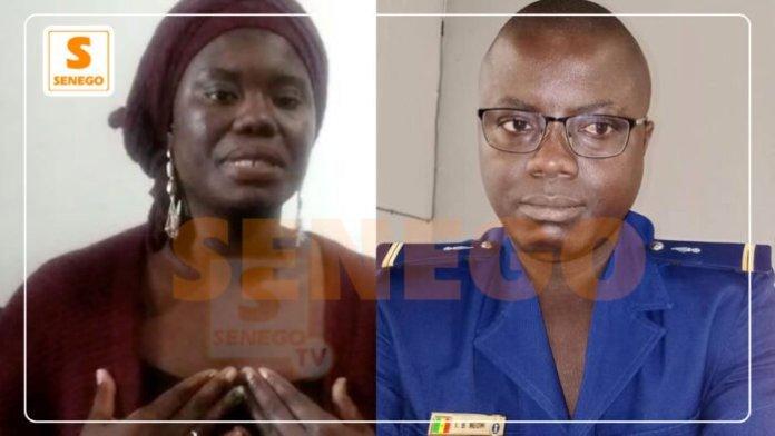 Affaire Adjudant Théodore Birame Ngom et la Gendarmerie, sa sœur Odette ND Ngom dit tout (Senego-TV)ParCheikh Tidiane Kandé 13/09/2021 à 21:47