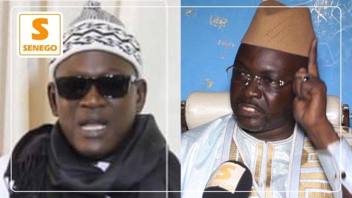 "Macky Sall à Touba : ""Fi Kufi Manifesté Dina ñula Bathi Bathial"" (Modou Mbacké Bara Dolly)ParMangoné KA 15/09/2021 à 11:20"