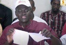 Manifs interdites contre la vie chère: No Lank déchire l'arrêté du préfet de Dakar (Senego Tv)ParMouhamed DIOUF 16/09/2021 à 22:43