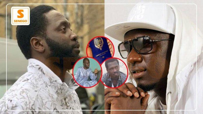Trafic Passeports: Kilifeu et Simon seront-ils sauvés par l'instruction ? (Audio)ParMangoné KA 14/09/2021 à 14:25
