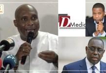 """Affaire Bougane et D-Média – Barthélémy Diaz : """"Macky Sall veut humilier Bougane"""" (Senego-TV)ParCheikh Tidiane Kandé 25/10/2021 à 21:03"""
