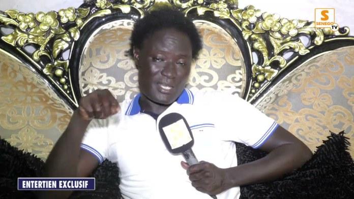 """Dame Mbaye """"Khalla"""", artiste : """"Mon problème avec Ameth Thiou, Wally Seck…"""" (Senego TV)ParMangoné KA 13/10/2021 à 15:03"""