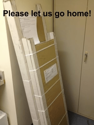 Packages Customer Service Run Amok