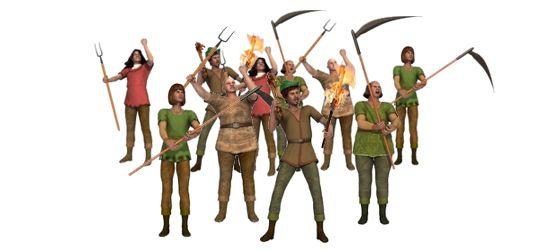 Peasant mob justice