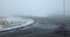 Vision Clarity Intent Decisions Foggy Road