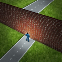 Marketing Traps - Brick Wall