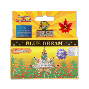 blue dream seeds sunwest