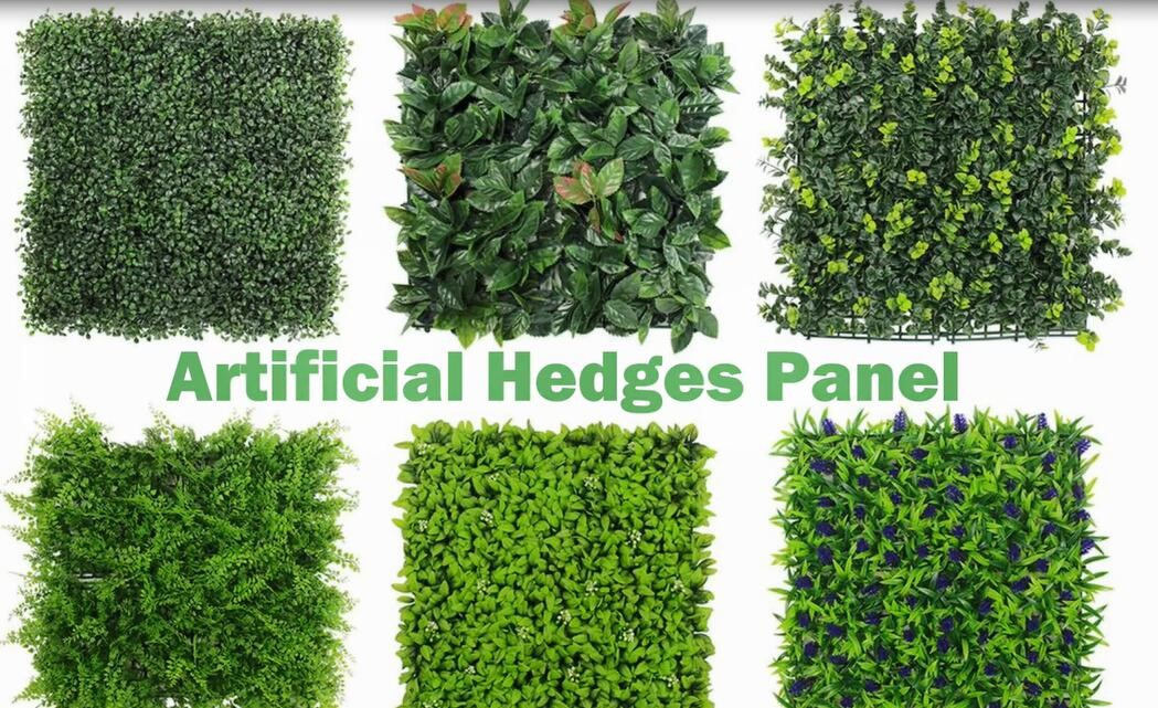 artificial-hedges-mats-for-walls-fence