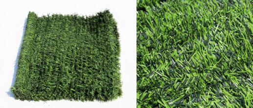1-artificial fence weaving grass