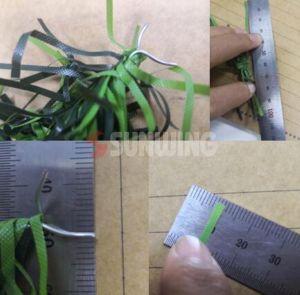 artificial weaving grass structure sunwing