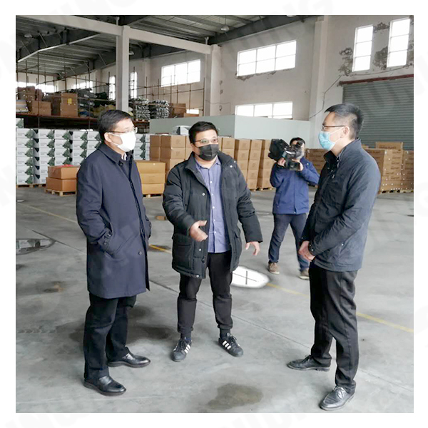 government come to artificial hedges factory for checking
