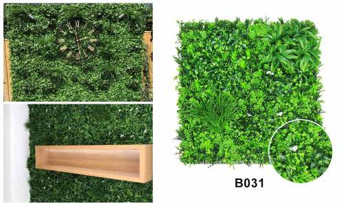 B031 artificial vertical garden
