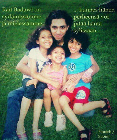 Kuva: Raif Badawi Foundation