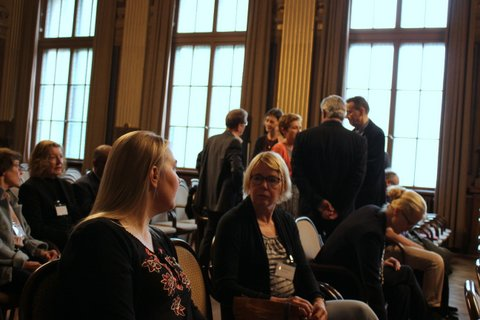 Suomalaisen tiedeseuran seminaari