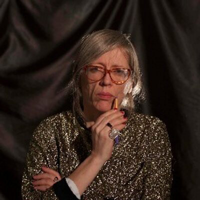 Kristín Ómarsdóttir is an Icelandic writer and visual artist. She has written novels, short stories, poetry and plays for radio and theatre.