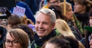 Pekka Haavisto: Ilmastonmuutosta on torjuttava reilusti ja oikeudenmukaisesti