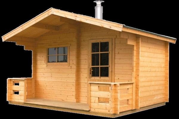 Sauna Finlandese Per Esternorilassati Nel Tuo Giardino