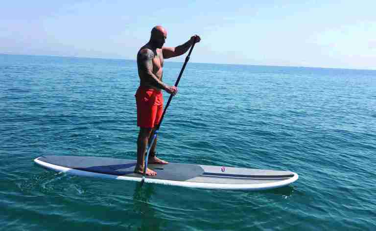 Stand up paddling takes you around the world