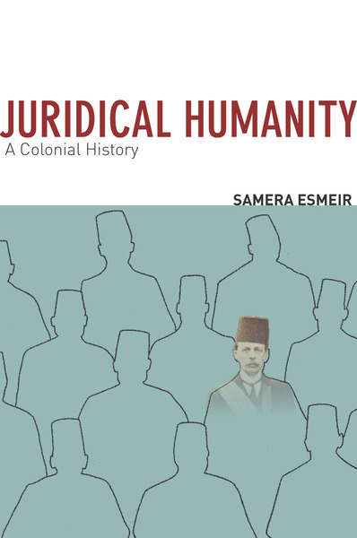 Cover of Juridical Humanity by Samera Esmeir