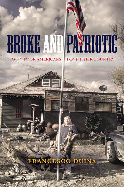 Cover of Broke and Patriotic by Francesco Duina