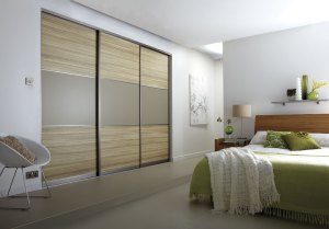 Products – Coco, bolo, stone and grey fitted sliding wardrobes
