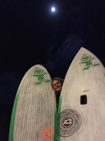 Starboard tiki talk Fiona Wylde