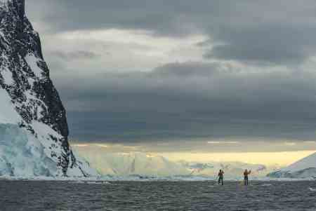 SUP Antartica