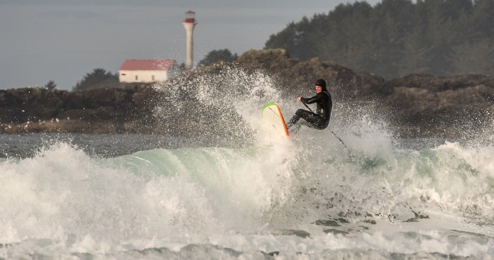 British Columbia 'Wild Coast' / SUP lifestyle short film