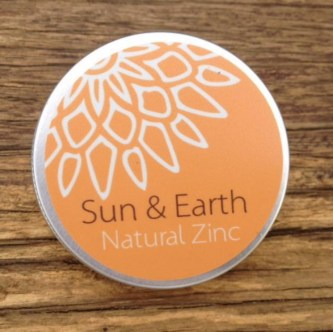 sun and earth natural zinc